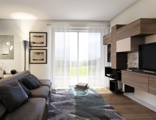 Progetto 2 di Interior Design a Lugano, Svizzera (CH)