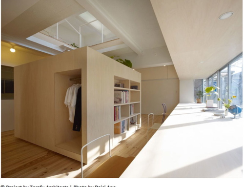 Le Micro-Architetture che arredano