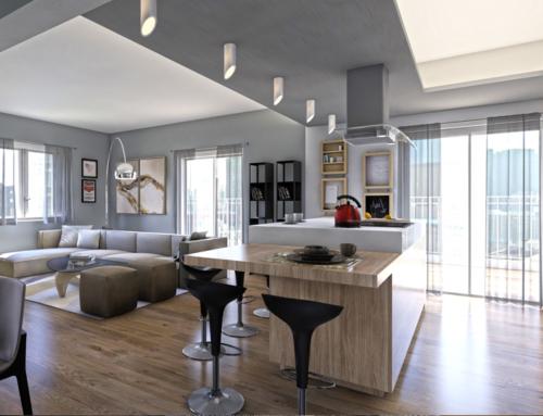 Progetto di Interior Design a Bergamo – Bergamo centro città, Italia (IT)