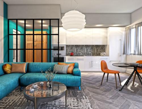 Progetto di Interior Design a Milano – CITY LIFE, Italia (IT)