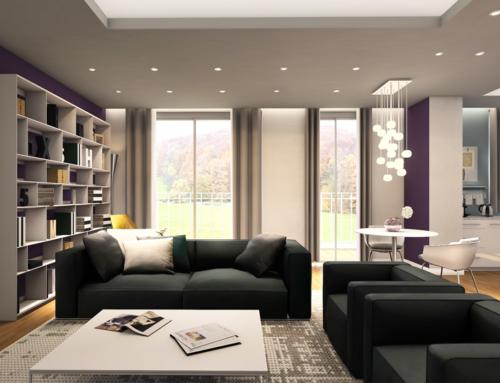 Progetto di Interior Design a Lugano, Svizzera (CH)
