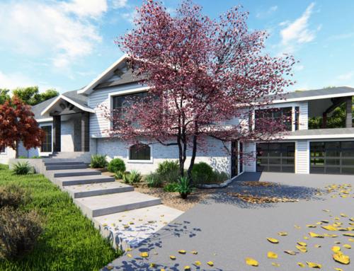Progetto di villa unifamiliare – Kansas City, Missouri (USA)
